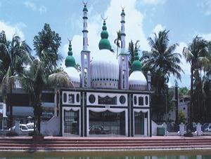 The Impressive Mosque of Shahi Eidgah